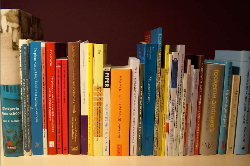 nederlandse boektitels